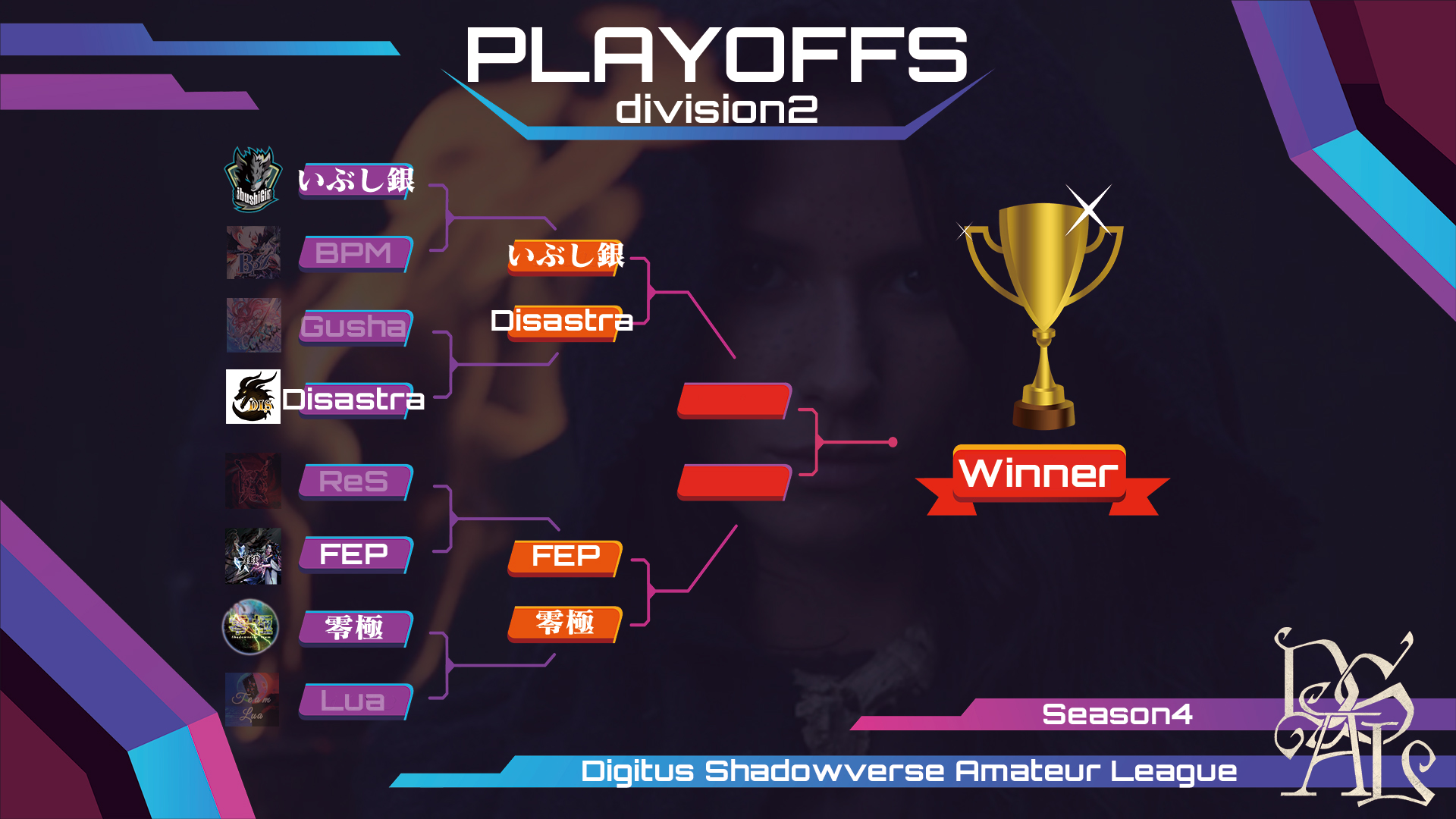 DSAL Div2 season2 playoff